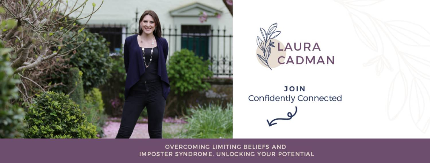 Online Self Confidence and Self Belief Course from Laura Cadman